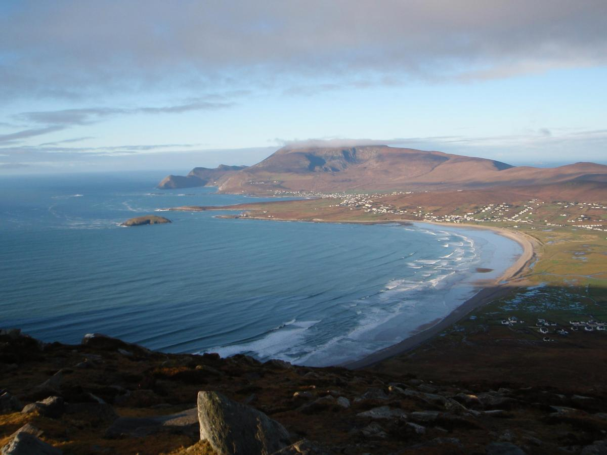 xAchill Island looking NW Keel Bay (2)