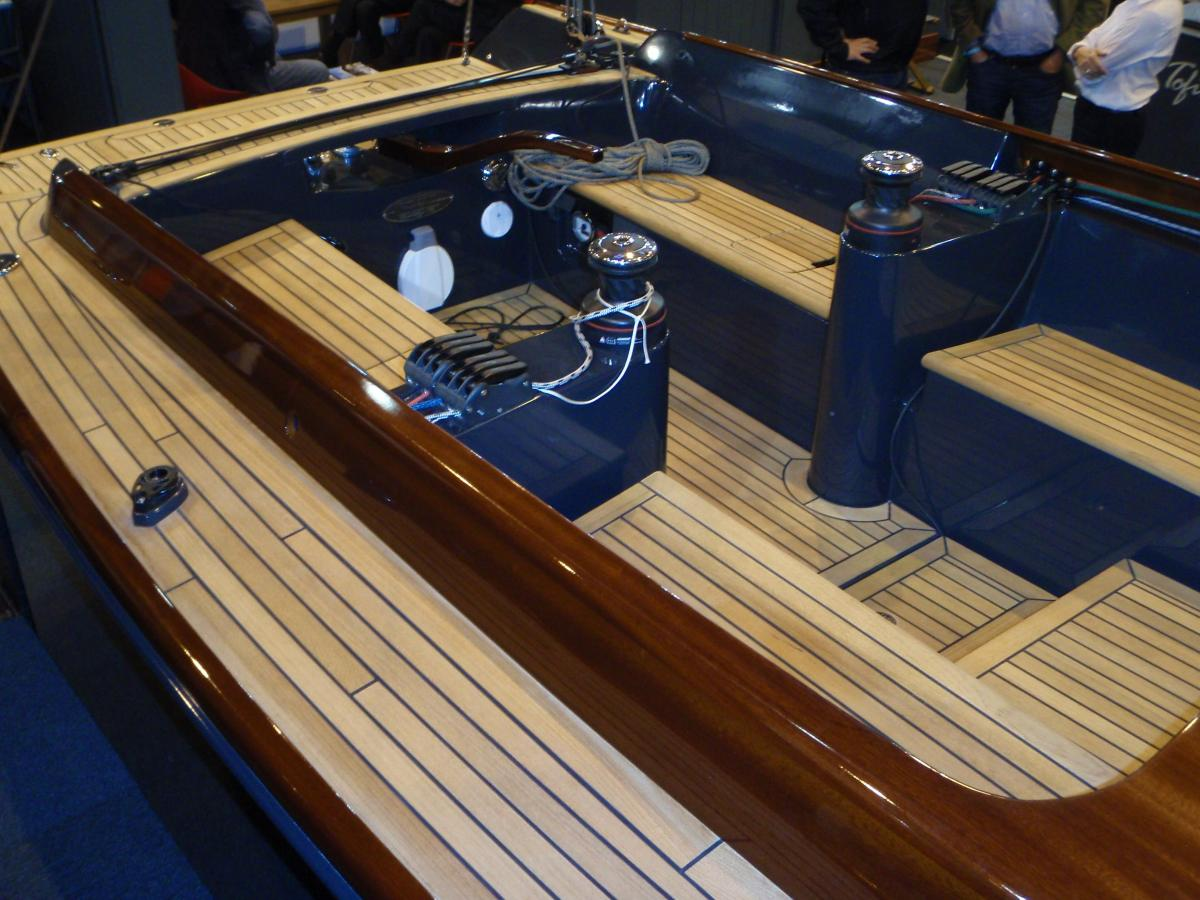 Salon Nautique - Tofinou 8m quality of finish 2